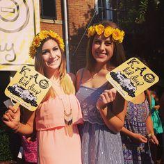 Kappa Alpha Theta at University of Alabama #KappaAlphaTheta #Theta #BidDay #sorority #Bama