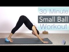 30 Minute Pilates Workout with a Small Ball 30 Minute Pilat. 30 Minute Pilates Workout with a Small Ball 30 Minute Pilates Workout with a S Pilates Workout Routine, Pilates Abs, Pilates Training, Barre Workout Video, Pilates Challenge, Youtube Workout, Kickboxing Workout, Pilates Video, Pilates For Beginners