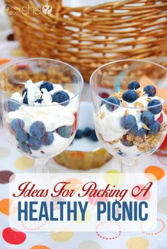 Ideas for packing a healthy picnic (1)
