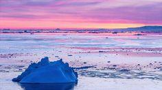Groenlandia e Islandia persiguiendo la aurora boreal