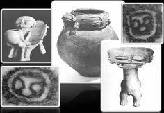 ceramica indigena venezolana prehispanica ARTE RUPESTRE