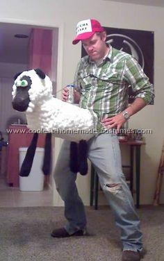 Redneck Costume Idea