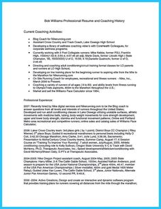 awesome captivating thing for perfect and acceptable basketball coach resume check more at http