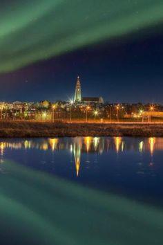 Beautiful Reykjavik