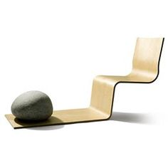 Choi Byung Hoon - Cantilevered chair