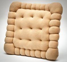 подушки в виде еды