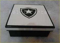 Caixa Botafogo.#jorgenca