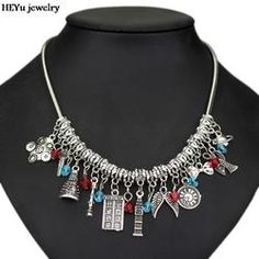 Free Shipping - Stainless steel snake chain Maxi wing Necklace