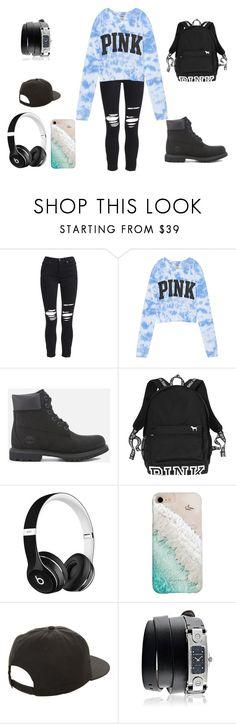 """Başlıksız #36"" by morturtle on Polyvore featuring moda, AMIRI, Victoria's Secret, Timberland, Victoria's Secret PINK, Beats by Dr. Dre, Gray Malin, NIKE ve Givenchy"
