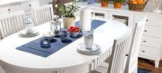 Monen kokoiset ja näköiset ruokailuryhmät: ruokapöydät ja tuolit - tutustu kattavaan huonekaluvalikoimaan Laulumaalla on kattava valikoima erilaisia ruokailupöytiä ja tuoleja kodin monikäyttöisiksi kalusteiksi.Laadukkaina materiaaleina käytetty massiivikoivua, massiivimäntyä, mdf-levyä sekä kalu...