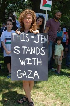 This Jew stands with #Gaza. We are everywhere. pic.twitter.com/AyVZ26D7eo