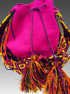 Proceeds from bag sales go directly back into the indigenous Wayuu community. Buy yours here at www.susustyle.com