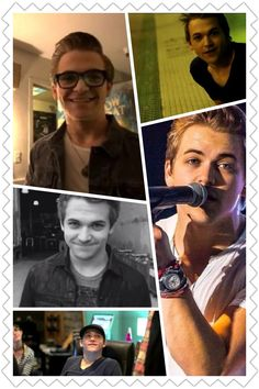 Hunter Hayes funny,quirky,and handsome!!!!