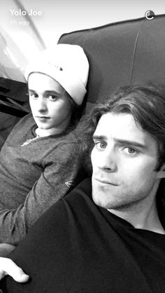 Brad and joe