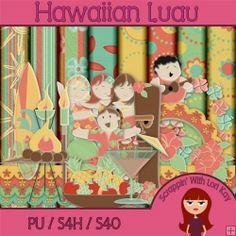 Hawaiian Luau - Full