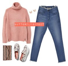 """""""Butterfly Effect"""" by musicfriend1 on Polyvore featuring Keds, MANGO, Latelita, women's clothing, women, female, woman, misses and juniors"""