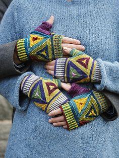 Eva pattern by Tiina Kaarela