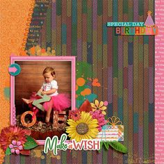 GingerScraps :: Kits :: Autumn Birthday by Clever Monkey Graphics