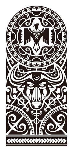 48 Coolest Polynesian Tattoo Designs tatuajes   Spanish tatuajes  tatuajes para mujeres   tatuajes para hombres   diseños de tatuajes http://amzn.to/28PQlav