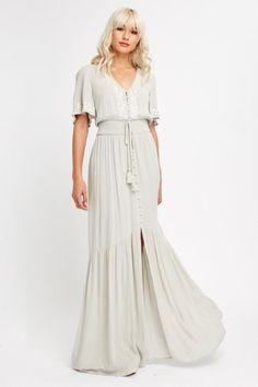 9a0e124840 ATHENA MAXI DRESS - LOST AND WANDER Bohemian Style Men