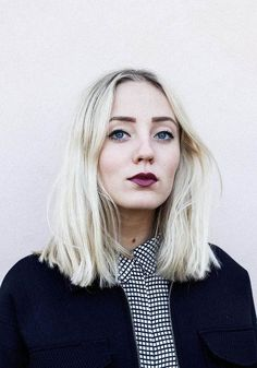 "Lately I feel like the ""Lob"" {aka long bob} haircut is all the rage. Thankfully, my hair is slowly starting to grow out to ""Lob"" status. As I inspire to lengthen my locks I've been drooling over these"
