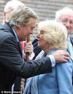 Camilla Smoking The Real Royal Family Pinterest
