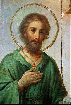 Santo Aleixo (ou Alexis) de Roma.