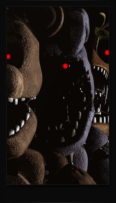 Five Nights At Freddy's iPhone 6 Wallpaper