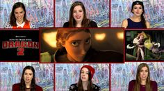"CIMORELLI ""How to Train Your Dragon 2"" Trailer Reaction  I AM SOOOOOO DOING THIS!!!!!!!!!!"