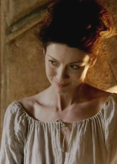 Claire's 1740's transformation | Caitriona Balfe in Outlander on Starz | via http://outlander-italy.com/