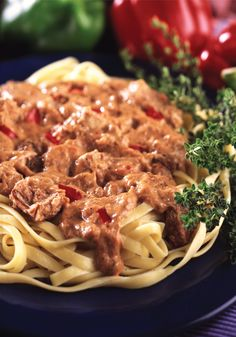 This might be the quickest easiest Beef Stroganoff you've ever made, but the taste is more than exceptional.