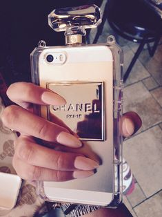 Iphone Chanel Perfume Bottle Iphone 5S Case