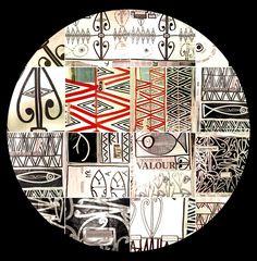 Maori Designs, New Zealand Art, Jr Art, Pattern And Decoration, Maori Art, Kiwiana, Circle Art, Indigenous Art, Artist Painting