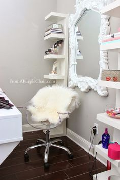 Update - Makeup Room, Beauty Room, Office