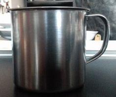Poze Cana inox cu toarta, 280 ml