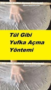 Yufka Opening Method Like Tulle - Baklava Cheesecake, Baklava Recipe, Armenian Recipes, Turkish Recipes, Sandwich Torte, Mousse Au Chocolat Torte, Turkey Cake, Desert Recipes, Frozen Yogurt