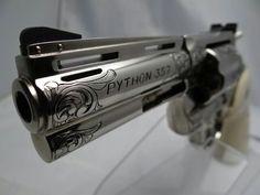 Python 357, guns, gun, weapons, weapon, self defense, protection, protect, concealed, 2nd amendment, america, 'merica, firearms, firearm, caliber, ammo, shell, shells, ammunition, bore, bullet, bullets, munitions #guns