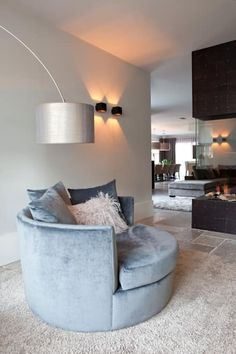 Cozy light at home Living Room Inspiration, Interior Inspiration, Home Office Design, House Design, Home Board, Interior Styling, Interior Decorating Styles, Home Decor Items, Interiores Design