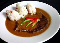 Thai Red Curry, Food And Drink, Beef, Ethnic Recipes, Catalog, Meat, Steak