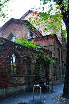 chi ha detto che Milano è only vetrine? La chiesa protestante