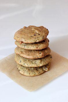 Grain-Free Zucchini Chocolate Chip Cookies - Gluten-free + Dairy-free with Vegan Option