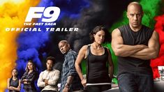 Fast & Furious 9 [Rýchlo a zbesilo - Trailer - Vin Diesel, Charlize Theron, John Cena Michelle Rodriguez, Helen Mirren, Vin Diesel, John Cena, Fast And Furious, Charlize Theron, Sung Kang, Lucas Black, Michael Rooker