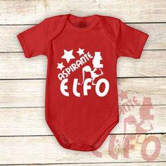 Abbigliamento natalizio da bambini e neonati stampato. Tutte le grafiche di Natale su gecoshopping