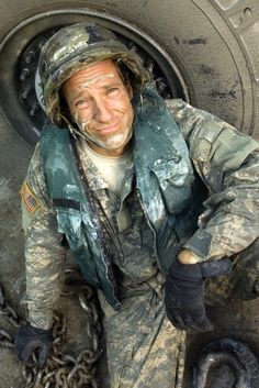 Mike Rowe (Dirty Jobs)--he's from Bowie, Maryland.