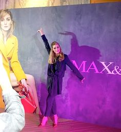 Olivia Palermo At Max&Co.Event In Japan