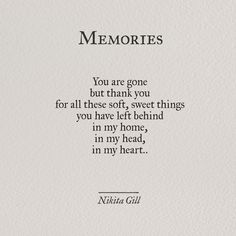 Poem of my grief - Nikita Gill Missing You Quotes, Thank You Quotes, Me Quotes, In Memory Quotes, Death Quotes For Loved Ones, Loss Of A Loved One Quotes, I Miss You Quotes, Life Is Too Short Quotes Family, Feelings
