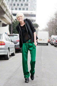 Street Style Highlights - Street Chic - Fashion | VOGUE Nederland