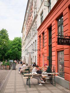 City-guide de Copenhague: toutes mes bonnes adresses Grand Parc, Le Havre, Guide, Facade, Street View, Vintage Buffet, Camping, Car, Denmark