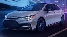 2021 Toyota Corolla Apex Edition – Features, Design and Interior. Toyota is updating three of its core sedans for 2021, including the Camry and Avalon. But the compact Corolla is receiving some love, too, mostly in the form of a new Apex Edition trim. The first things you'll probably notice on this car are the […] Toyota Camry, Toyota Corolla, Exterior Color Combinations, Toyota Dealers, Large Truck, All Season Tyres, Super White, Trd, New Baby Products