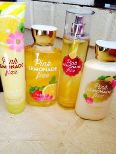 Pink lemonade fizz body care - Different and Beautiful Ideas Bath And Body Works Perfume, Bath N Body Works, Body Wash, Body Hacks, Body Lotions, Smell Good, Beauty Care, Pink Lemonade, Skin Care